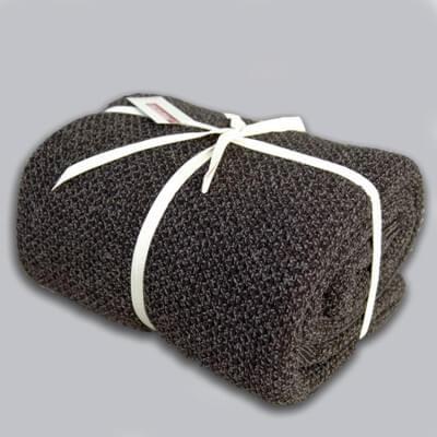 cubre sofá carbón bicolor