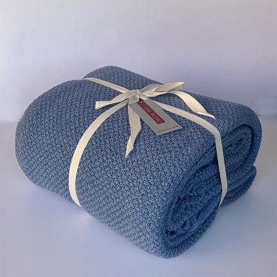 cubre sofá color tejano